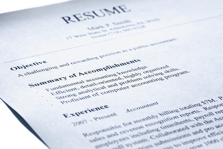 format de cv pour la recherche d u0026 39 emploi au canada