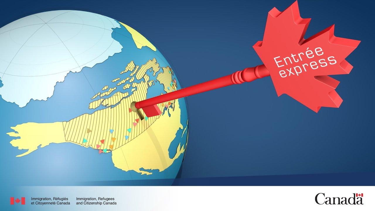 Photo of Immigrer au Canada : Étapes pour créer un profil Entrée Express