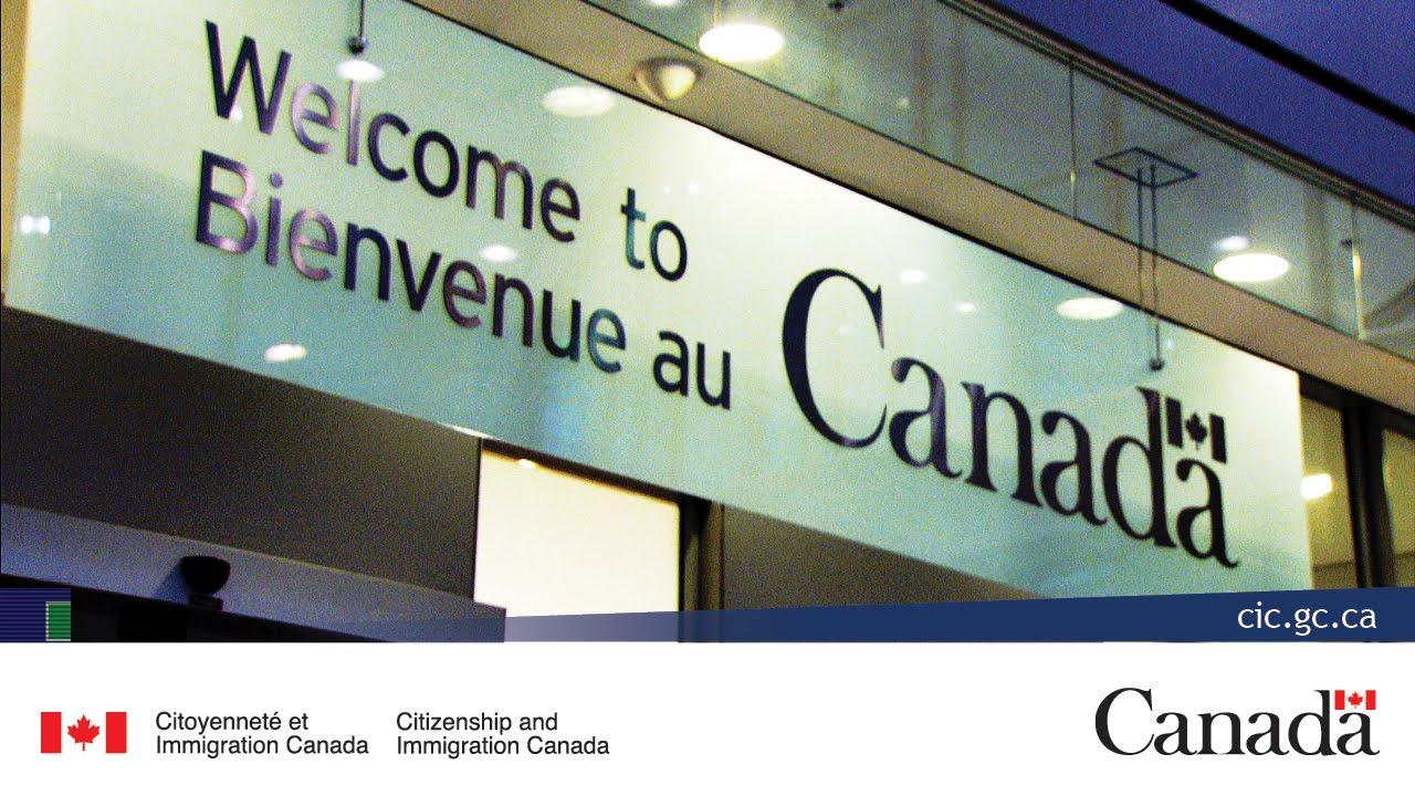 Premiers pas dès votre arrivée au Canada