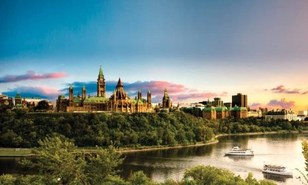 Ottawa - la capitale du Canada