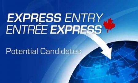 Entrée express : Candidats éventuels