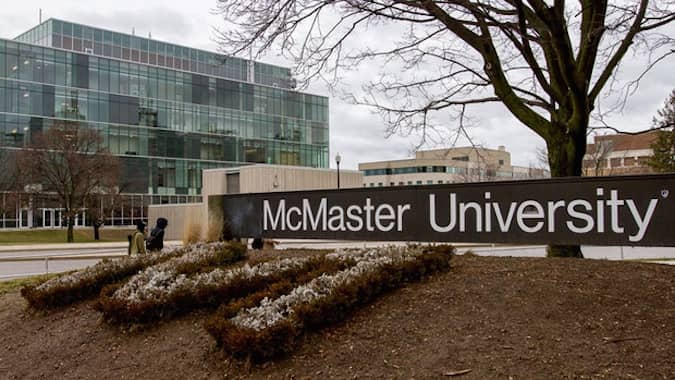 Université McMaster