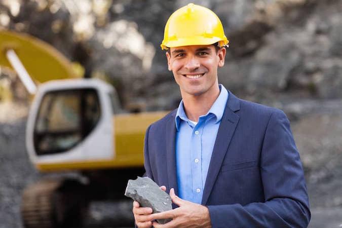 Superviseur des mines et des carrières