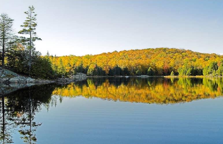 Paudash Lake Ontario (Bancroft area)