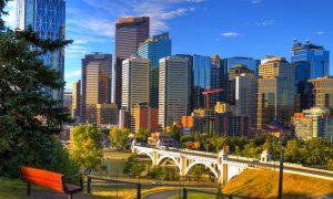 Coût moyen pour louer un appartement dans ces villes canadiennes