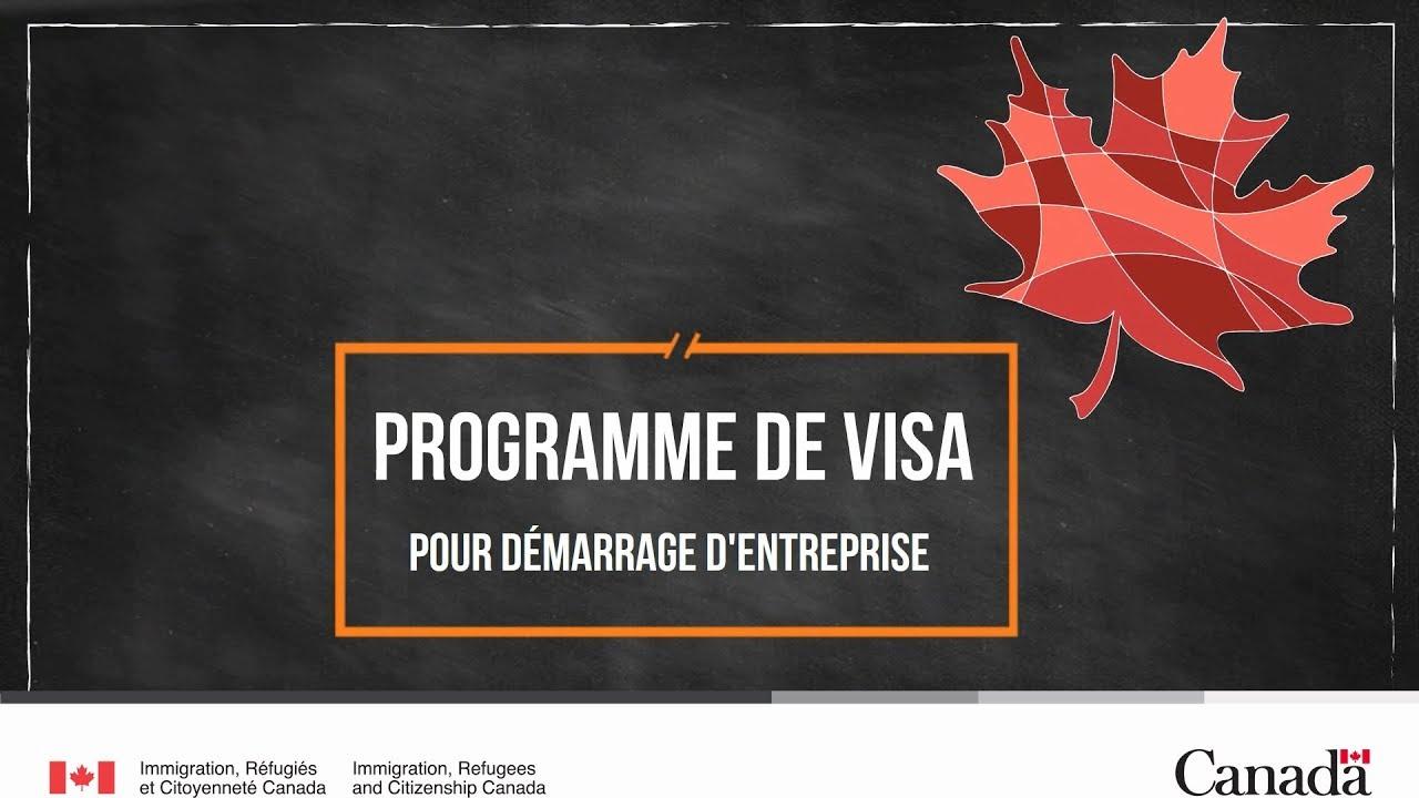 Photo of Programme de visa pour démarrage d'entreprise