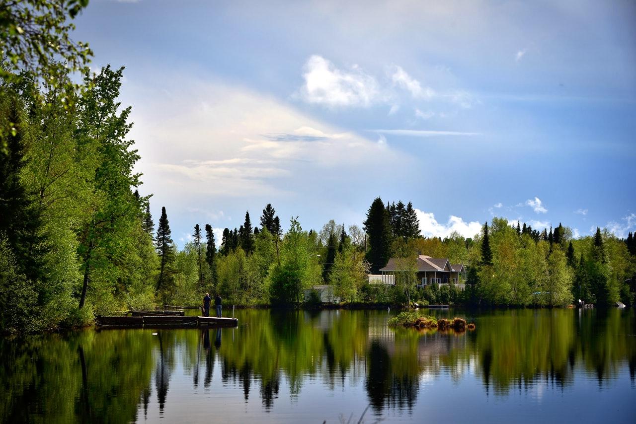 Top 5 des régions avec un climat modéré au Canada